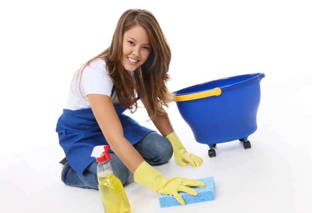 اسرع طرق تنظيف المنازل