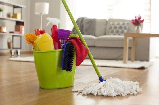 مراحل تنظيف المنزل